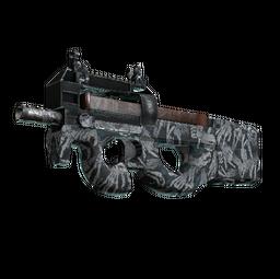 P90 | Death Grip (Battle-Scarred)