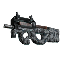 P90 | Death Grip (Battle-Scarred)