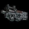 StatTrak™ P90 | Death Grip <br>(Battle-Scarred)