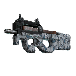 StatTrak™ P90 | Death Grip (Well-Worn)