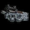 P90 | Death Grip <br>(Well-Worn)