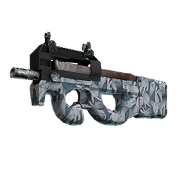StatTrak™ P90 | Death Grip (Minimal Wear)