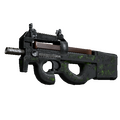 StatTrak™ P90 | Virus <br>(Battle-Scarred)