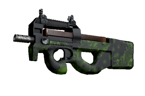 Buy StatTrak™ P90 | Virus (Minimal Wear)