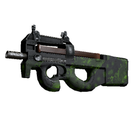 StatTrak™ P90 | Virus (Well-Worn)