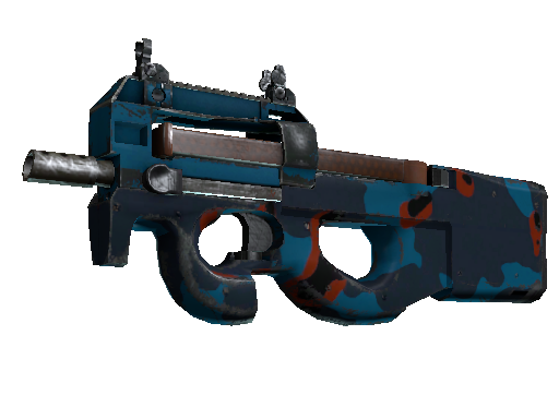 StatTrak™ P90 | Blind Spot (Field-Tested)