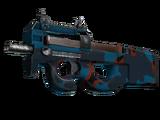 Weapon CSGO - P90 Blind Spot