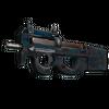 StatTrak™ P90 | Blind Spot <br>(Battle-Scarred)