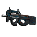 StatTrak™ P90 | Blind Spot <br>(Battle-Scarred)