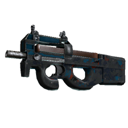 P90 | Blind Spot (Battle-Scarred)