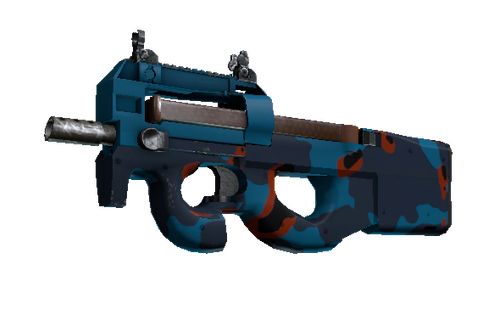 P90 | Blind Spot (Minimal Wear) Prices