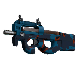 StatTrak™ P90 | Blind Spot (Factory New)