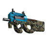 P90 | Facility Negative <br>(Factory New)