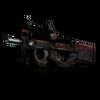 StatTrak™ P90 | Freight <br>(Battle-Scarred)