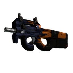 StatTrak™ P90 | Chopper (Battle-Scarred)