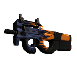 StatTrak™ P90 | Chopper (Well-Worn)