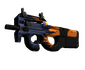 P90 | Chopper (Well-Worn)