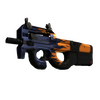 StatTrak™ P90 | Chopper <br>(Field-Tested)