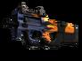 Скин P90 | Воин дорог