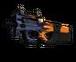 StatTrak™ P90 | Chopper (Minimal Wear)