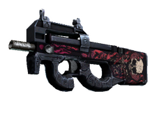 Skin P90 | Shallow Grave