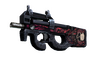 StatTrak™ P90 | Shallow Grave (Factory New)