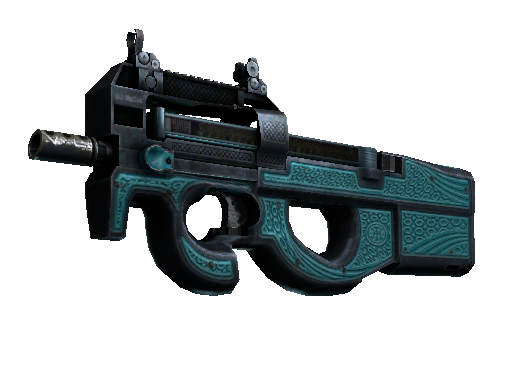 P90 | Traction Battle-Scarred