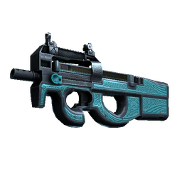 StatTrak™ P90 | Traction (Minimal Wear)