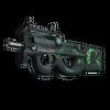 StatTrak™ P90 | Grim <br>(Battle-Scarred)