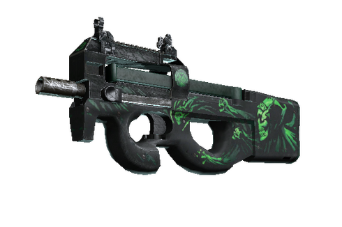 Buy P90 | Grim (Battle-Scarred)