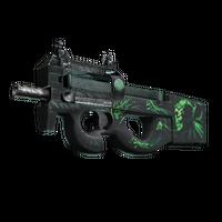 StatTrak™ P90 | Grim