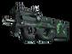 StatTrak™ P90 | Grim (Battle-Scarred)
