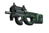 StatTrak™ P90 | Grim (Battle-Scarred)