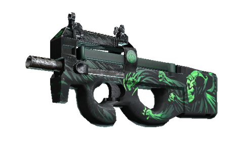 Buy StatTrak™ P90 | Grim (Minimal Wear)