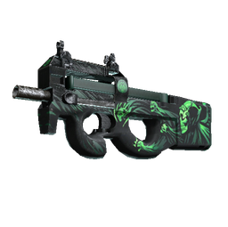 StatTrak™ P90 | Grim (Factory New)