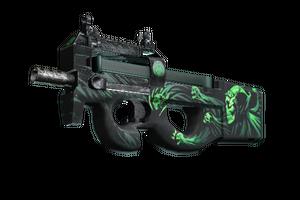 P90 Grim Minimal Wear