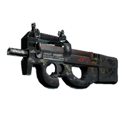 P90 | Nostalgia (Battle-Scarred)