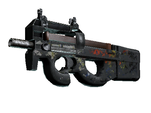 P90 | Nostalgia Battle-Scarred