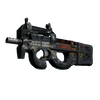 StatTrak™ P90 | Nostalgia <br>(Battle-Scarred)
