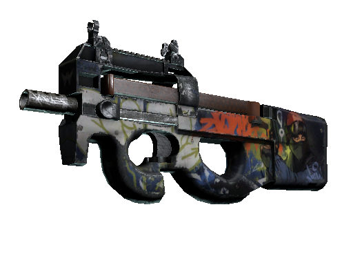 StatTrak™ P90 | Nostalgia (Field-Tested)