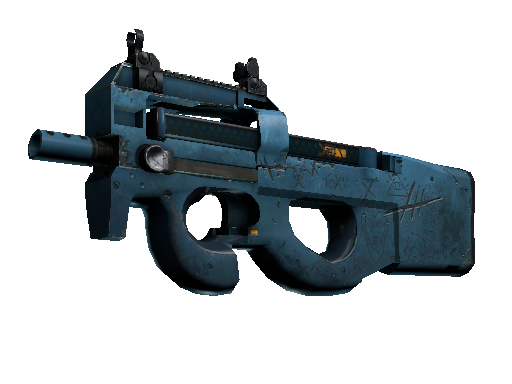 P90 | Off World Field-Tested