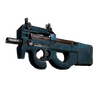StatTrak™ P90 | Off World <br>(Battle-Scarred)