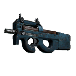 StatTrak™ P90 | Off World (Battle-Scarred)