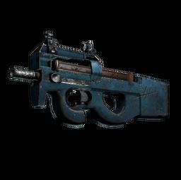 StatTrak™ P90 | Off World (Battle-Scarred)