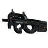 StatTrak™ P90 | Elite Build <br>(Battle-Scarred)