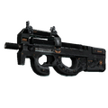 StatTrak™ P90 | Elite Build <br>(Battle-Scarred)