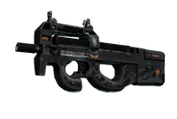 P90 | Elite Build (Battle-Scarred)