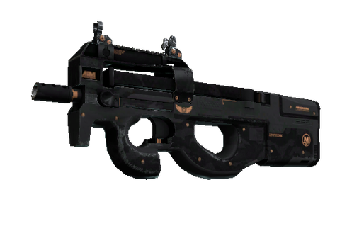 Buy StatTrak™ P90 | Elite Build (Well-Worn)