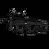 StatTrak™ P90 | Elite Build (Well-Worn)