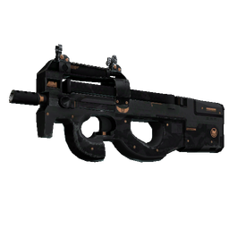 StatTrak™ P90 | Elite Build (Well-Worn)